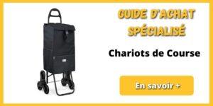 guide spécialisé chariots de course
